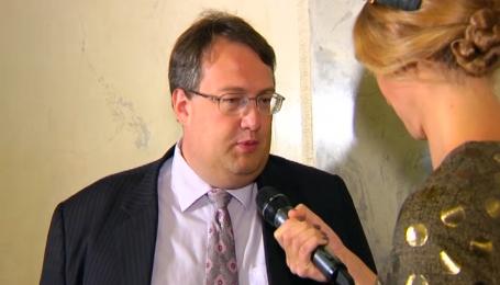 Антон Геращенко відмовляється виносити особисте життя на публіку