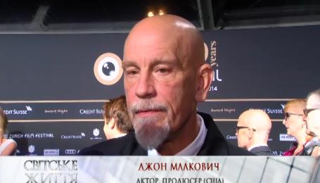Джон Малкович закликає українців берегти себе
