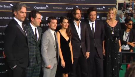 Про що говорили зірки на десятому кінофестивалі в Цюриху
