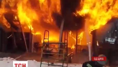 Восемь человек пострадали в результате взрыва в Одесской области
