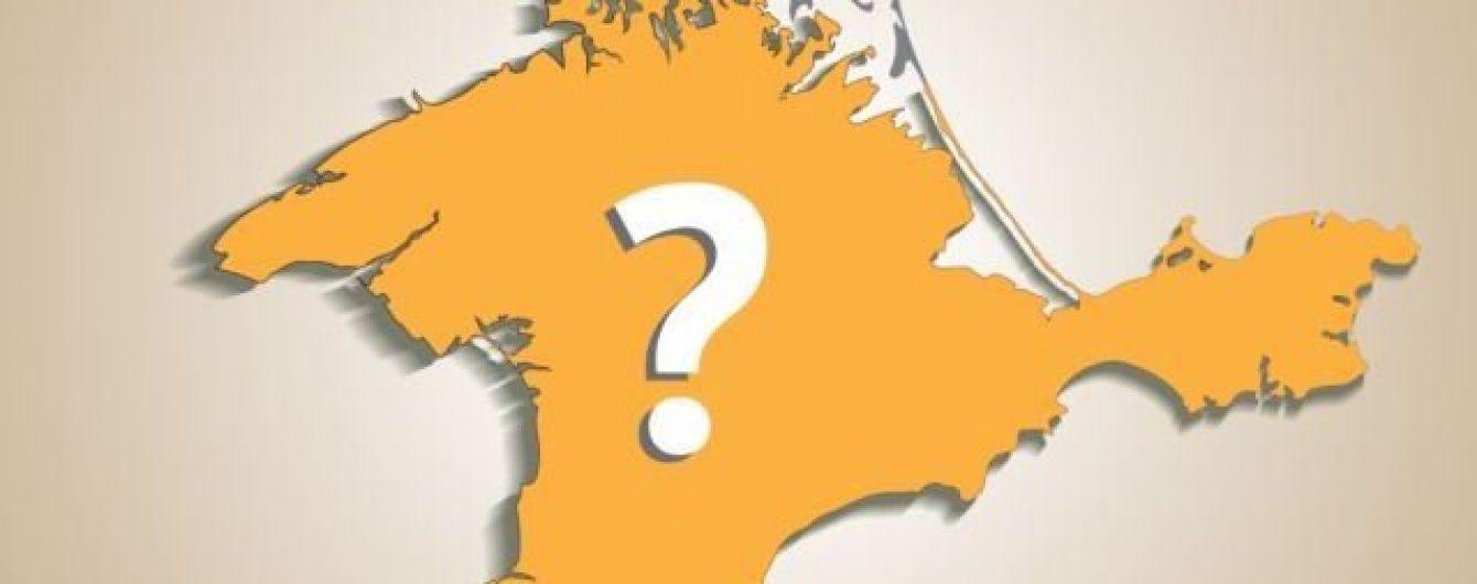 Россияне рассказали, с чем у них ассоциируется Крым