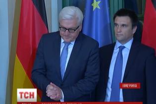 Після 4-годинних переговорів у Берліні міністри пояснили, за яких умов відбудеться зустріч в Астані