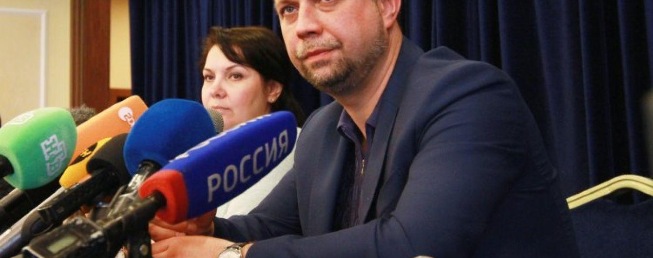 Екс-ватажок бойовиків Бородай порівняв Захарченка зі слюсарем на чолі тракторного заводу