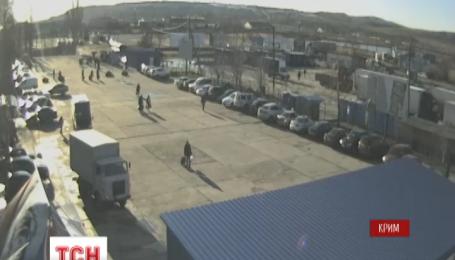 Керченская паромная переправа ближайшие две недели будет работать в ограниченном режиме