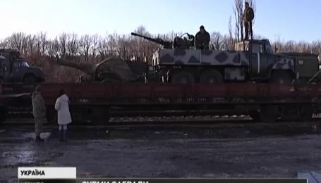 Бойцы 13 батальона возвращаются на Донбасс без статуса участников АТО