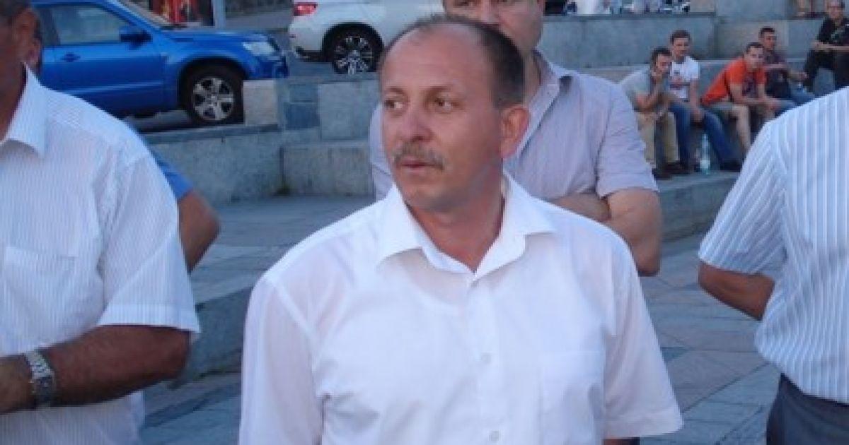 Федчук во времена, когда он служил в украинской милиции. @ youtube