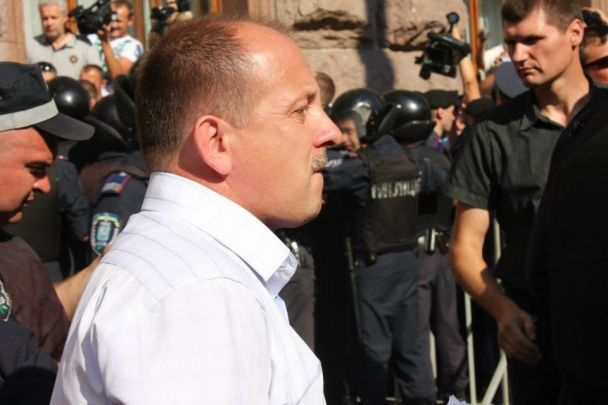 Екс-заступник голови київської міліції, якого шукають за розгін Майдану, в Росії розганяв протест на Манежній