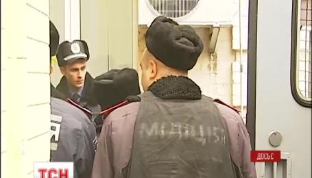 """Генпрокуратура передаст в суд дела в отношении двух """"беркутовцев"""""""