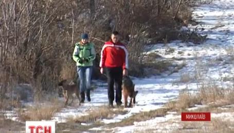 На Миколаївщині кінологи почали тренувати собак для АТО