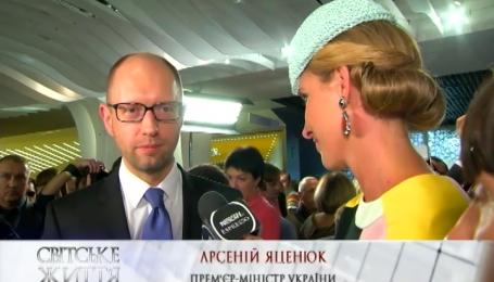 Яценюк рассказал о своей дружбе с Олесем Саниным