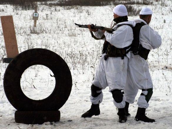 Донбас, АТО, військові, навчання військових_10