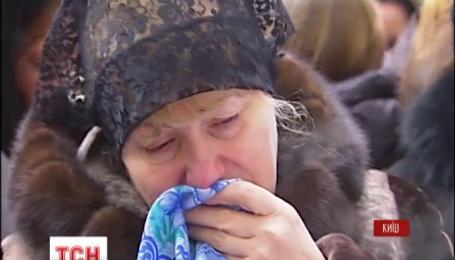 В Киеве попрощались с погибшим в АТО минометчиком Романом Корзуном