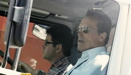 Арнольду Шварцнеггеру не позволяют ездить на супер-внедорожнике