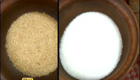 Коричневый сахар не менее вреден, чем белый