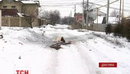 Бойовики обстріляли Дебальцеве, є тяжко поранені діти