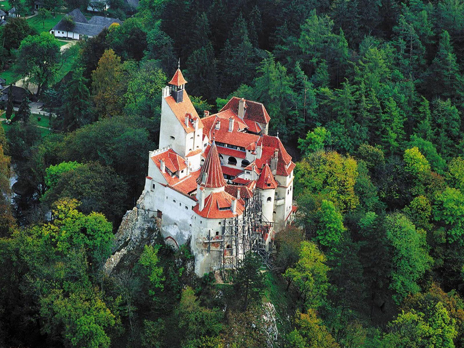 Замок Бран, Румунія_4