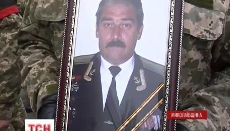 День траура объявили в Кировограде из-за гибели Юрия Олефиренко