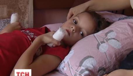 Допоможіть врятувати життя дев'ятирічній Іванці Залепі