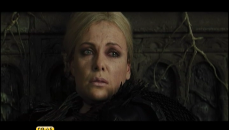 Шарліз Терон отримала травму під час зйомок