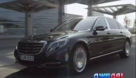 Mercedes начали продавать обновленный Maybach S600