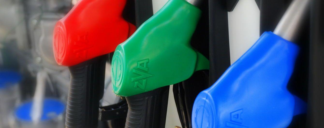 Скільки коштує заправити авто уранці 28 жовтня