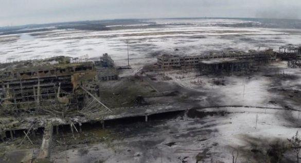 Злітна смуга Донецького аеропорту