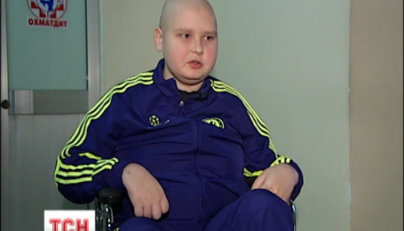 Слава Яворский пытается побороть рак крови