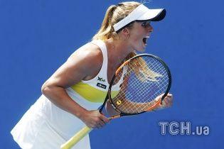 """Найкраща тенісистка України потрапила на """"залізну"""" Серену Вільямс на  Australian Open 2015"""