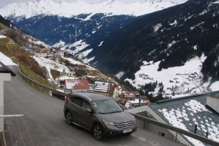 Honda CR-V: Лыжный эксперт (Часть 1)