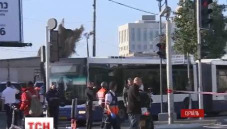 Во время вчерашнего теракта в Тель-Авиве было ранено украинку