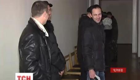 В Чернигове первые 8 повесток получили депутаты городского совета
