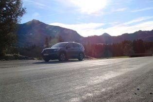 Honda CR-V: Лыжный эксперт (Часть 2)