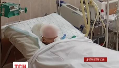 Массовый забор крови для раненых бойцов проходит в Днепропетровске