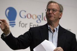 Глава Google передрік інтернету швидке зникнення