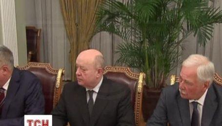 Путин утверждает, что Киев дал приказ начать масштабные боевые действия