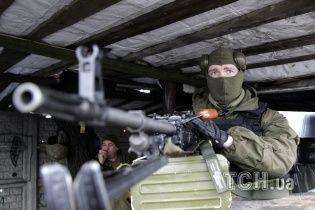"""Бійці """"Півночі"""" знищили 10 бойовиків та ворожу бронетехніку"""