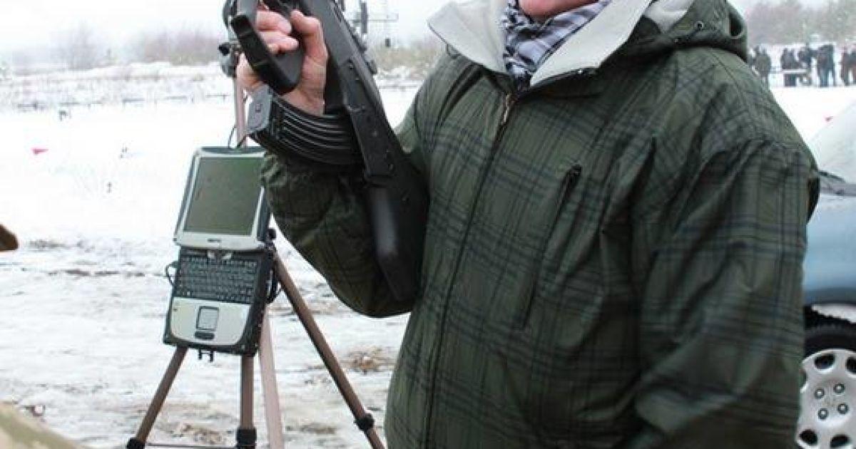 На Черниговщине опробовали новую военную технику @ facebook.com/theministryofdefence.ua