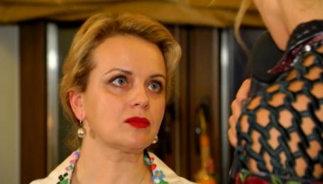 Актриса Ирма Витовская собирает помощь военным в АТО