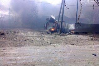 """Військові знищили чотири """"Гради"""", з яких бойовики обстріляли Маріуполь"""