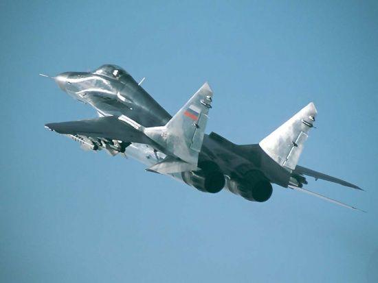 Росія стягнула винищувачі та військову техніку поблизу окупованого Севастополя - МінТОТ