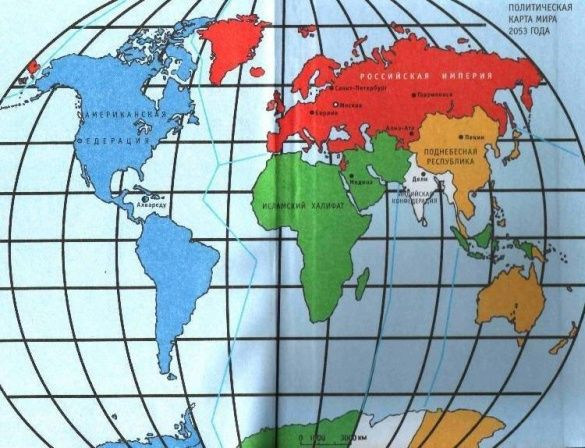 Мапа Путіна