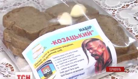 Для українських бійців волонтерки з Тернополя готують особливі сухпайки