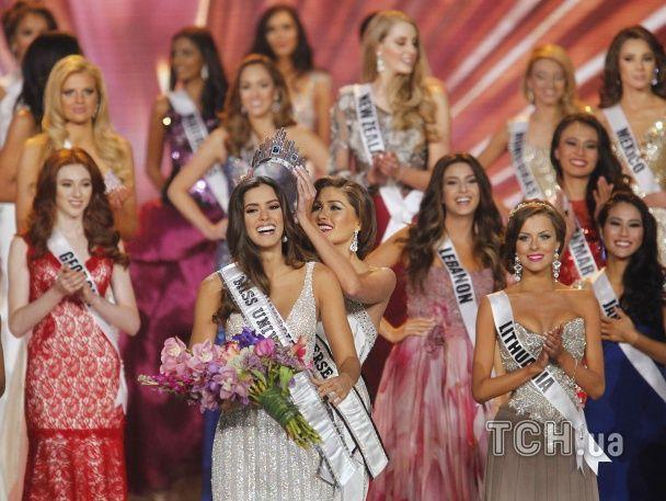 """Володаркою титулу """"Міс Всесвіт 2014"""" стала колумбійка, а українка увійшла до трійки найкрасивіших"""