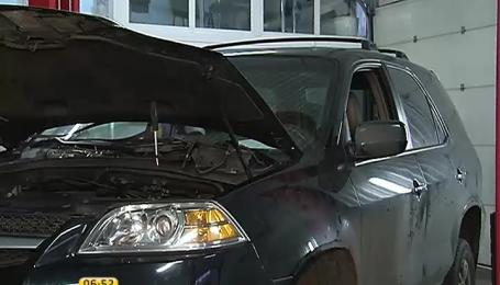 В Украине активизировались автомобильные воры