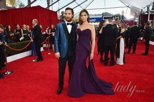 Звезды Голливуда на красной дорожке церемонии SAG Awards-2015