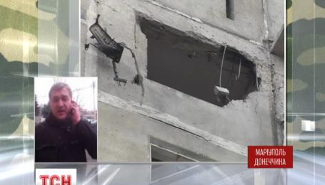 12 пострадавших при обстреле Мариуполя в тяжелом состоянии