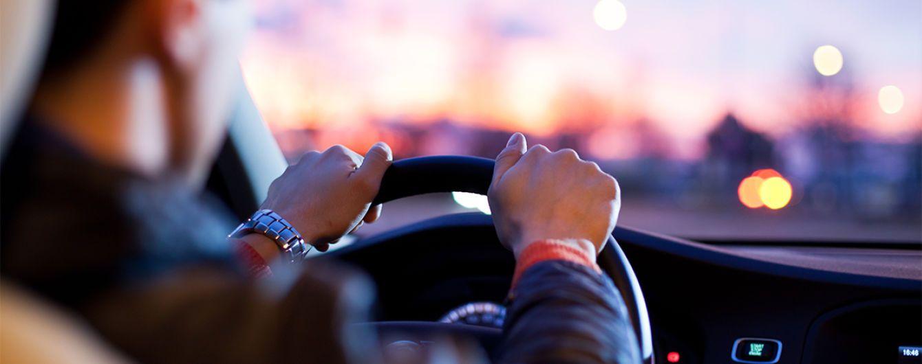 Українських водіїв зобов'яжуть проходити тестування кожні п'ять років