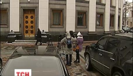 Завтра состоится внеочередное заседание Верховной Рады Украины