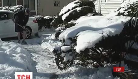 Соединенные Штаты готовятся к мощному снежному шторму