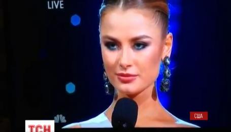 Украинская номинатка на Мисс Вселенная призвала мир поддержать украинскую армию